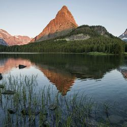 Of the 25 glaciers that remain in Glacier National Park – in 1850, there were 150 glaciers in the park – one of guests' favorites is Many Glacier, considered to be the heart of the park.