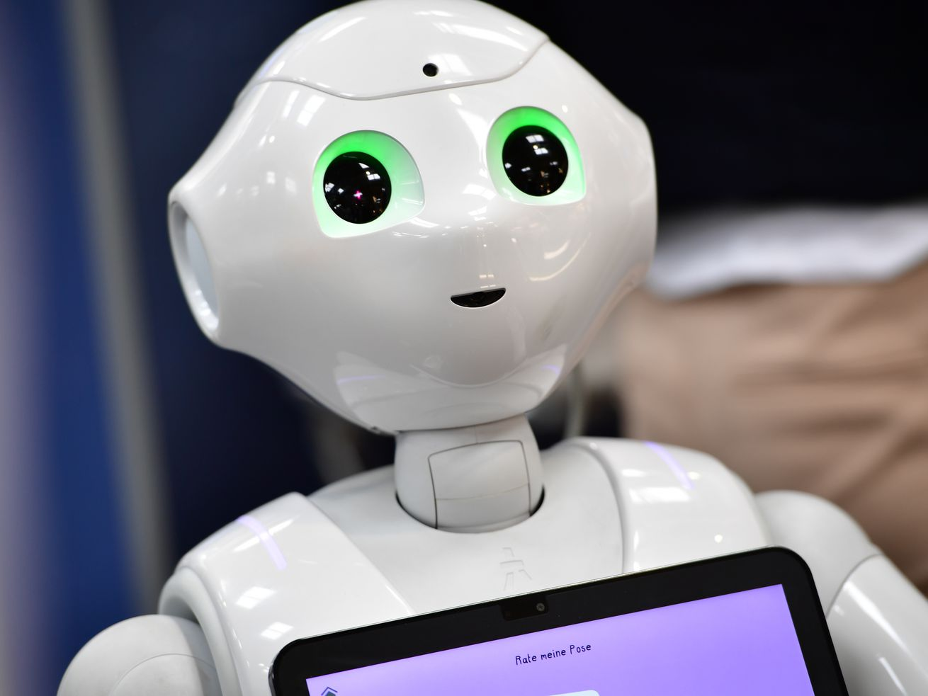 Humanoid robots probably won't be our biggest problem. The biggest problem will be background services we rely on without really thinking about it.