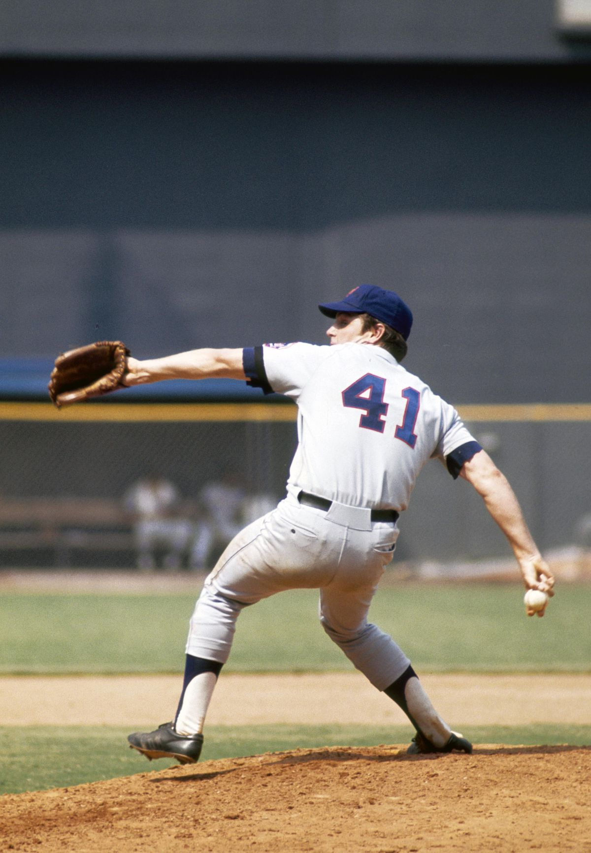 Tom Seaver (credit: Manny Rubio/USA TODAY Sports)