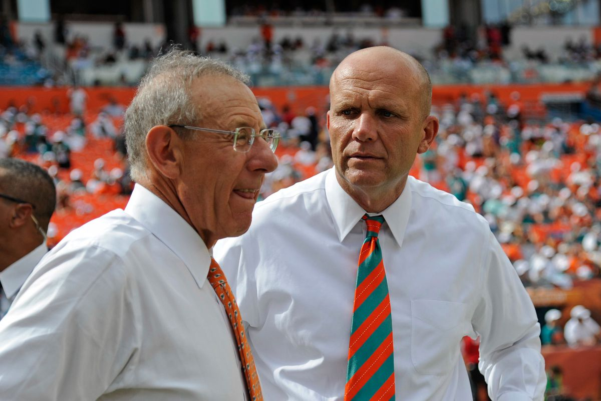 Dolphins CEO or not, you have to love that tie.