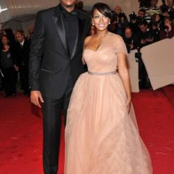 It's all about proportion: Carmelo Anthony and Lala Vasquez