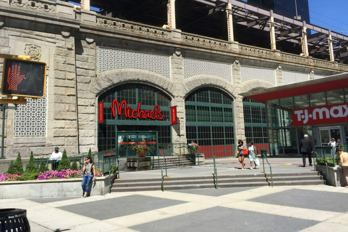 under the queensboro bridge a beloved retail space is set