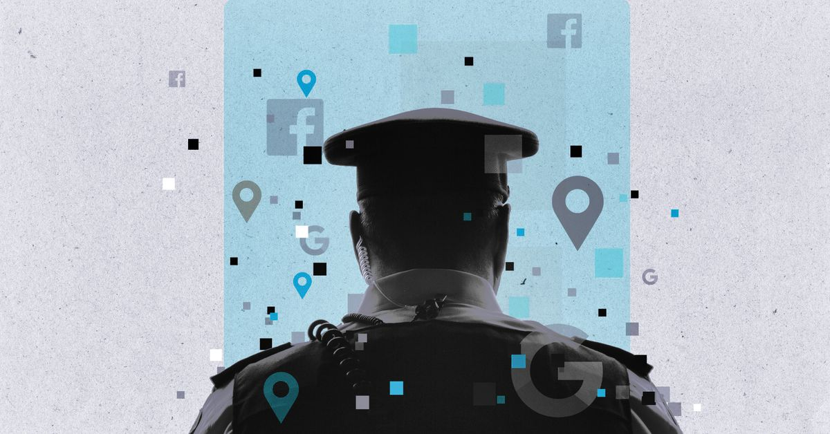 Read the privacy policy: police can easily get your data from third parties