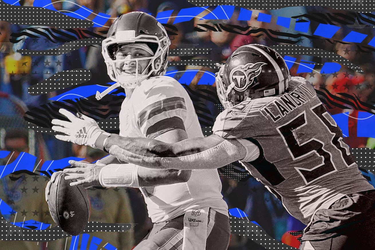 mahomes vs titans.0 - Does the Chiefs' recent strange history vs. the Titans mean anything?