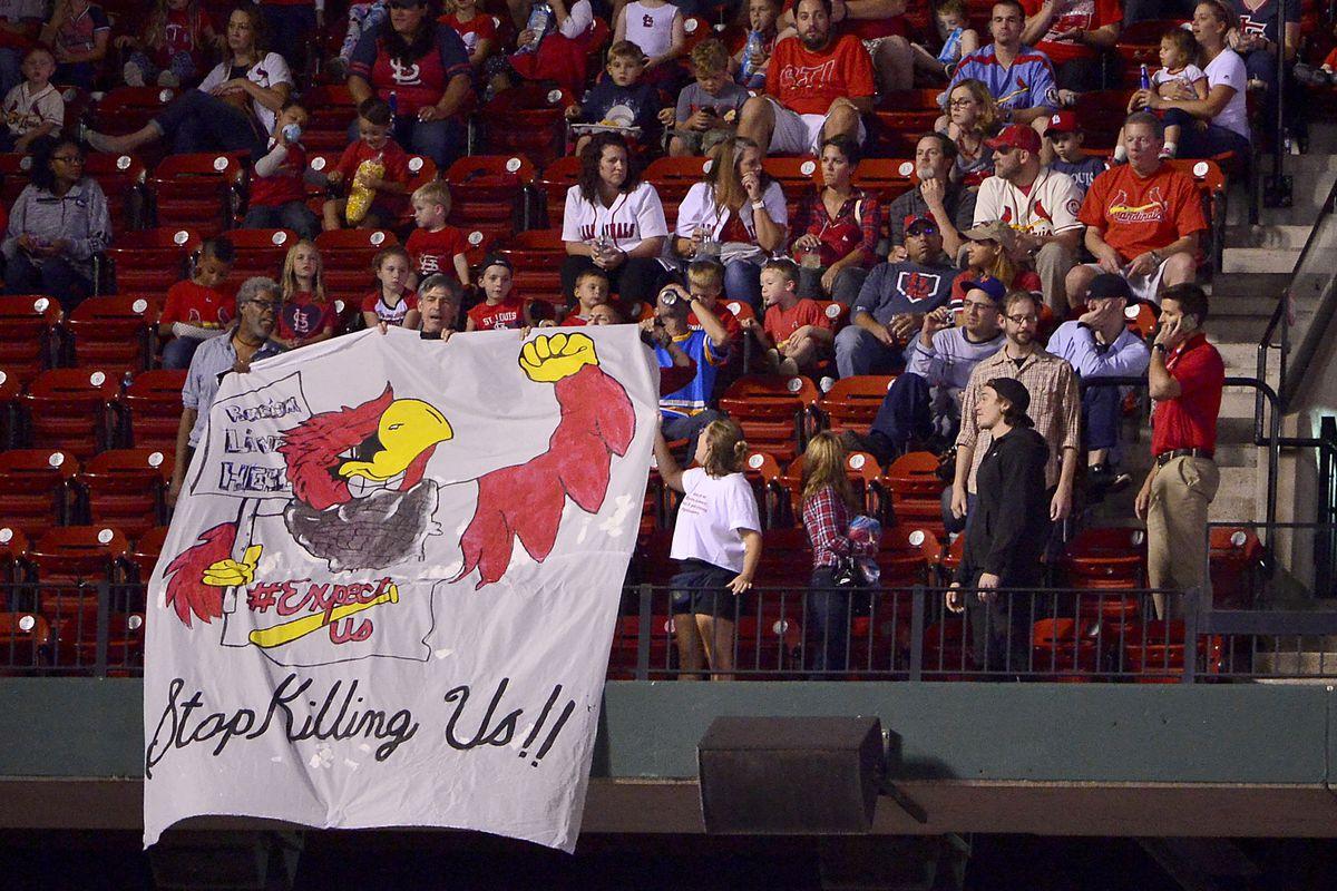 MLB: Milwaukee Brewers at St. Louis Cardinals