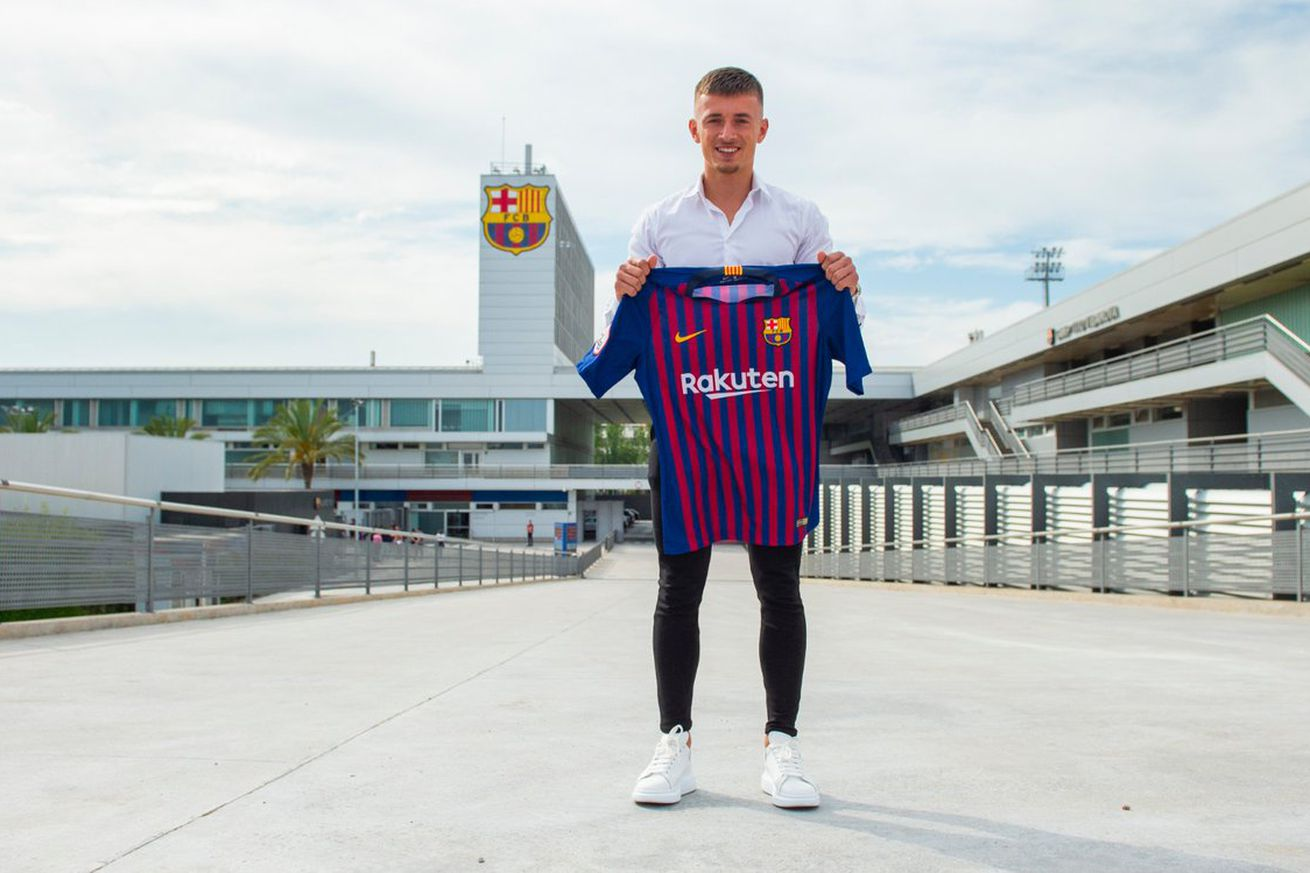 Barca B sign NAC Breda defender Mike van Beijnen