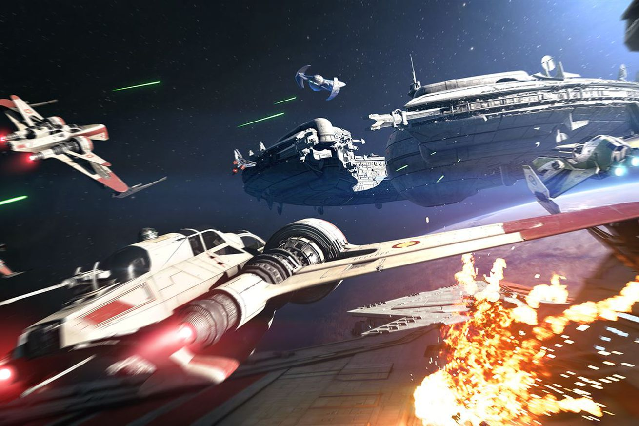 ea s battlefront ii changes highlight the disconnect between gameplay and progress