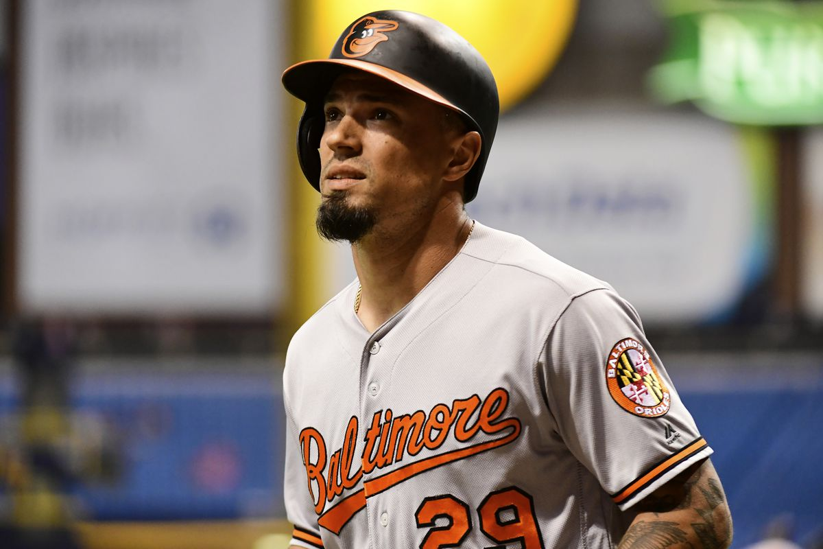 The Orioles' bench was a problem, and Jace Peterson wasn't the solution