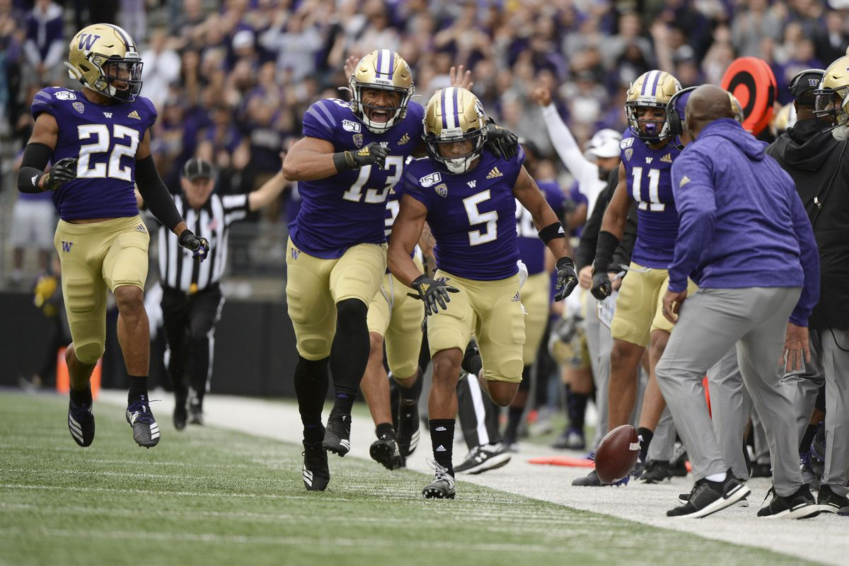 Monday Dots: Back on the Right Track. News and Notes on Washington Husky football