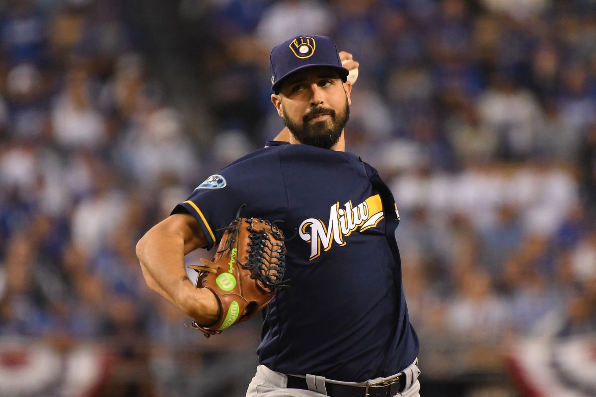 Milwaukee Brewers Bedroom In A Box Major League Baseball: Somebody Needs To Sign Gio González To A Real Contract