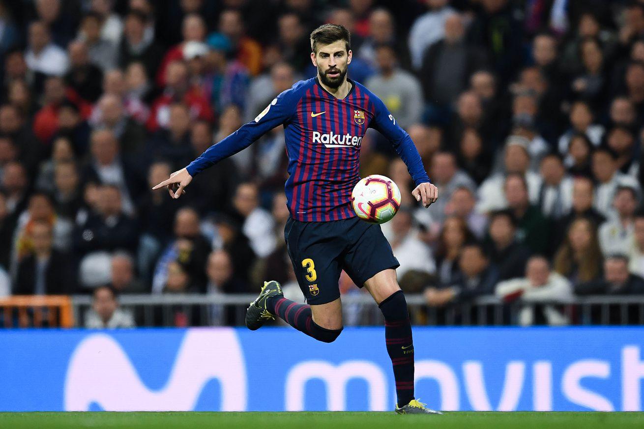 Barcelona 1-0 Real Madrid: Tactical Analysis (La Liga 2019)
