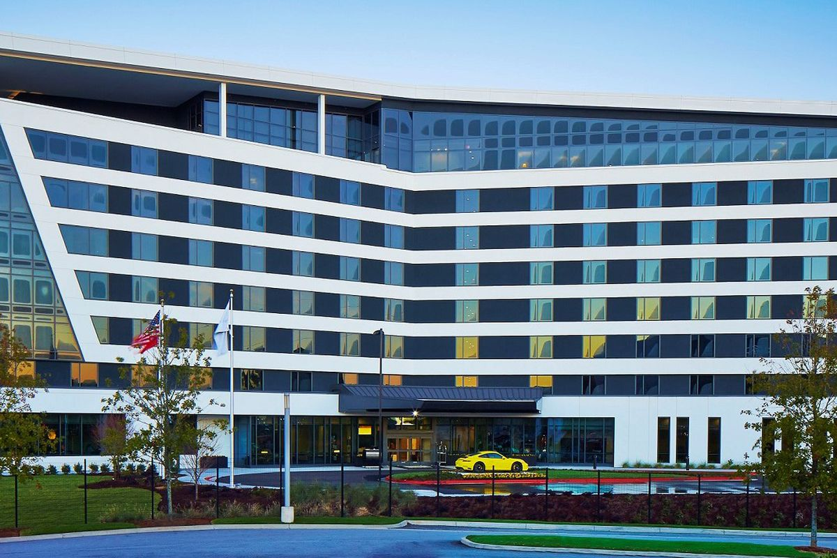 Hotels Near Detroit Airport With Free Parking