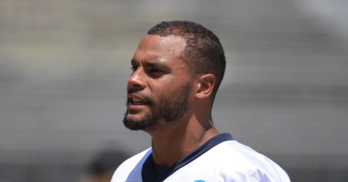 Cowboys OTA news: Who practiced and who lined up with the first-team