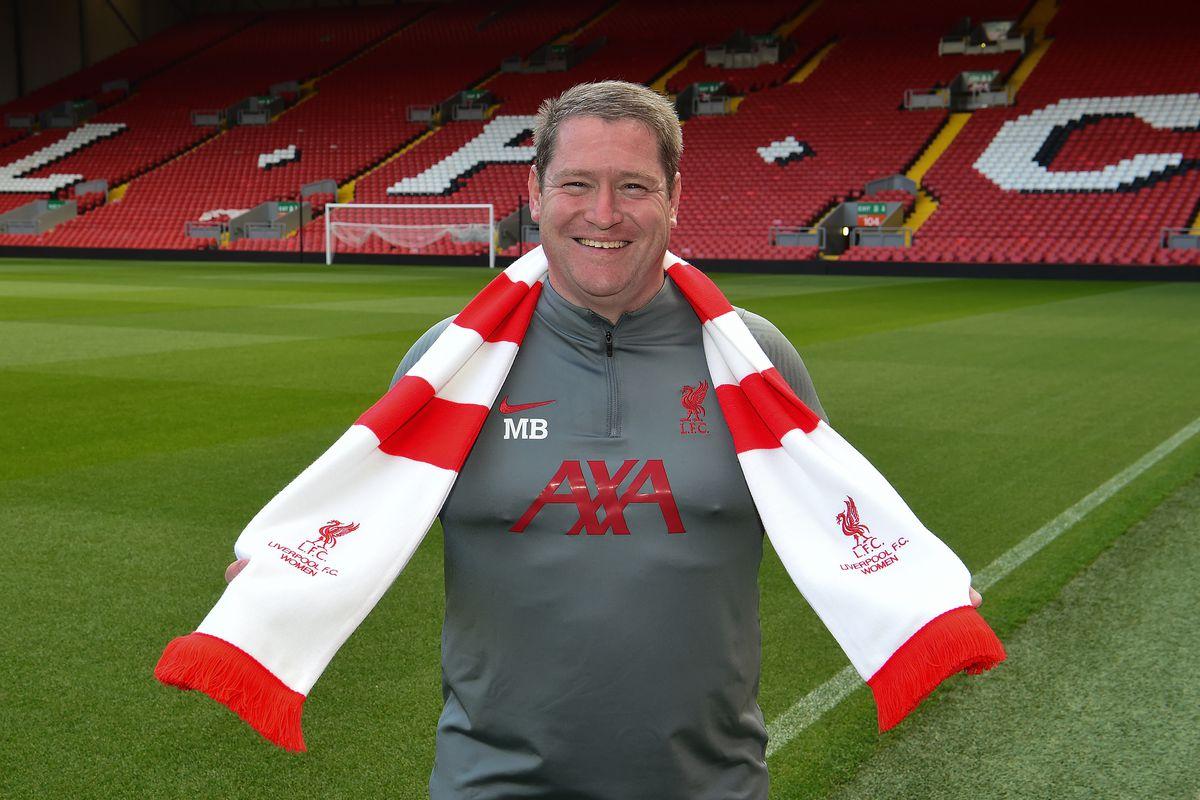 Liverpool Women Appoint New Manager Matt Beard