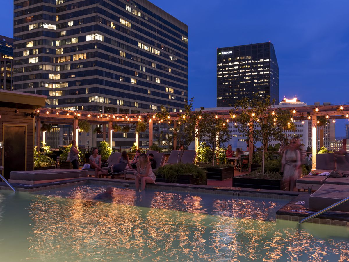 New Orleans Hotels >> Mapping New Orleans S Best Hotel Pools Curbed New Orleans