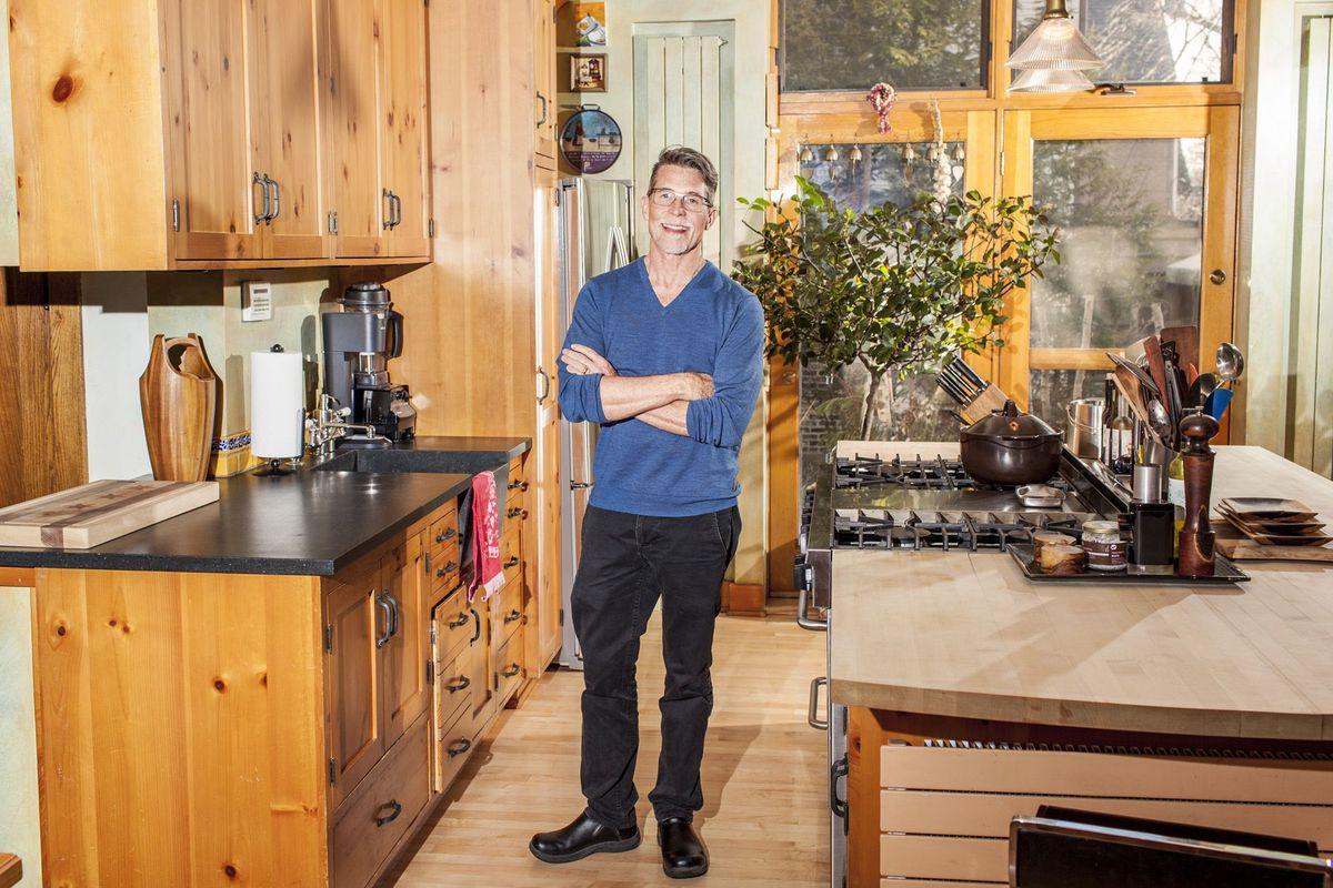 Rick Bayless Home Kitchen