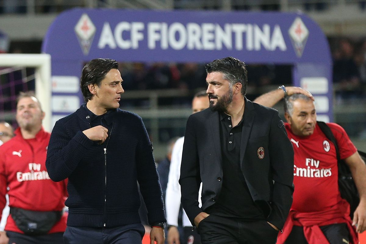 Ac Milan S Manager Merry Go Round The Potential Candidates Thus Far The Ac Milan Offside