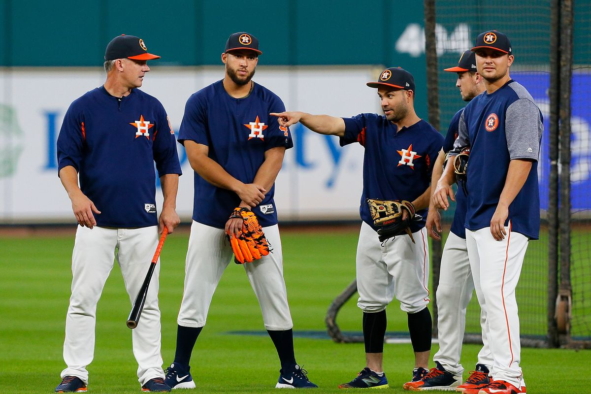 Washington Nationals v Houston Astros