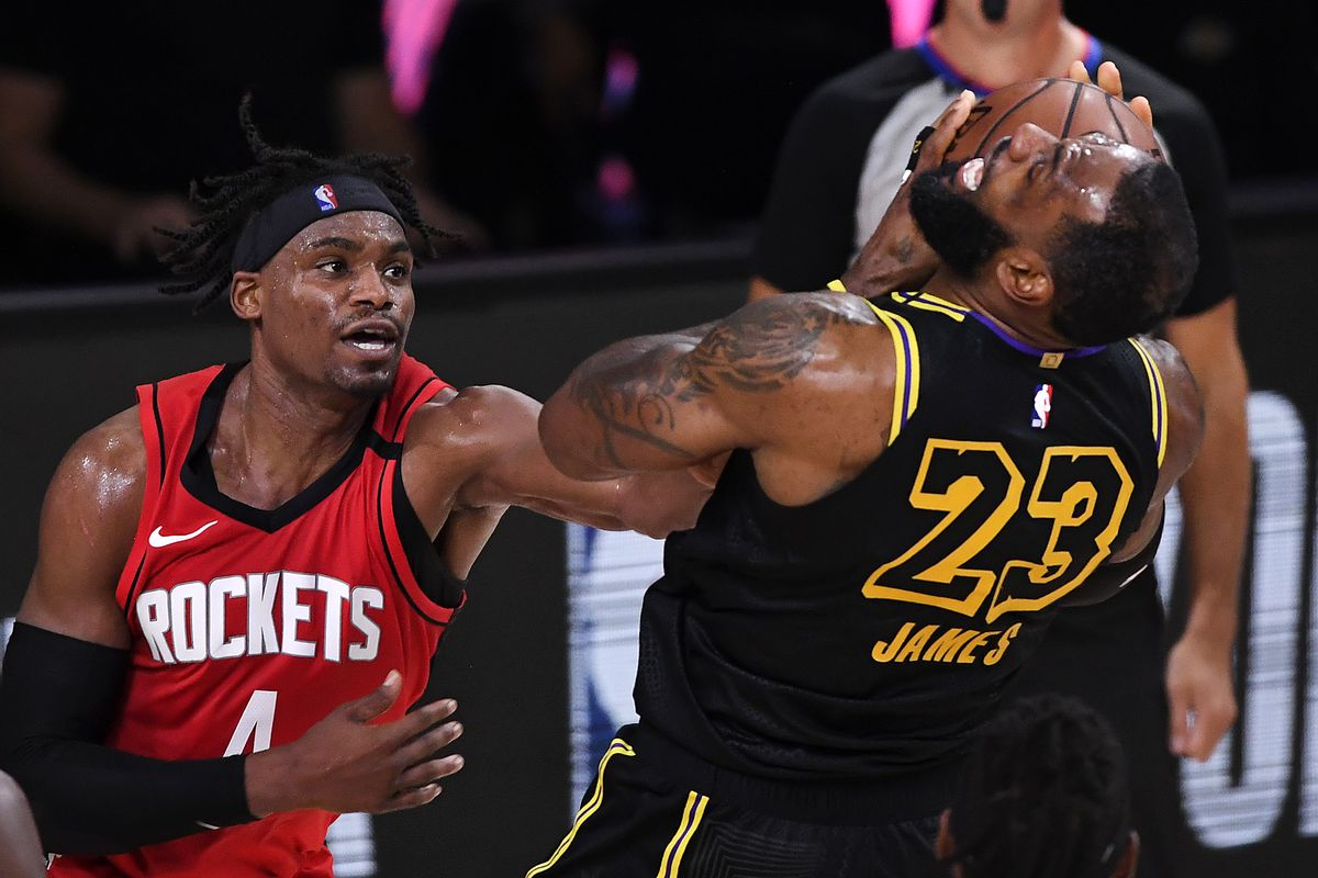 NBA Rumors: Danuel House could miss Game 4 for allegedly ...