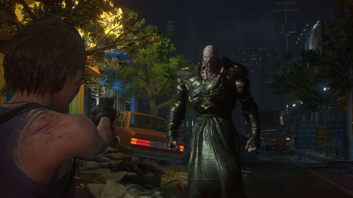 Resident Evil 3 Remake Review Fun While It Lasts The Verge