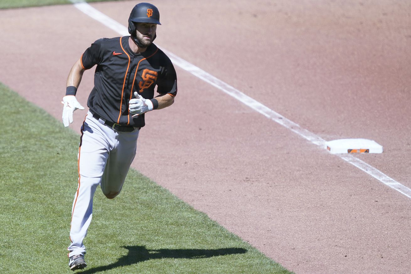 San Francisco Giants Summer Workouts