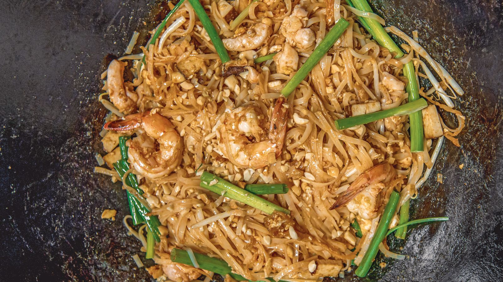 Recipe: The Only Pad Thai Recipe You'll Ever Need