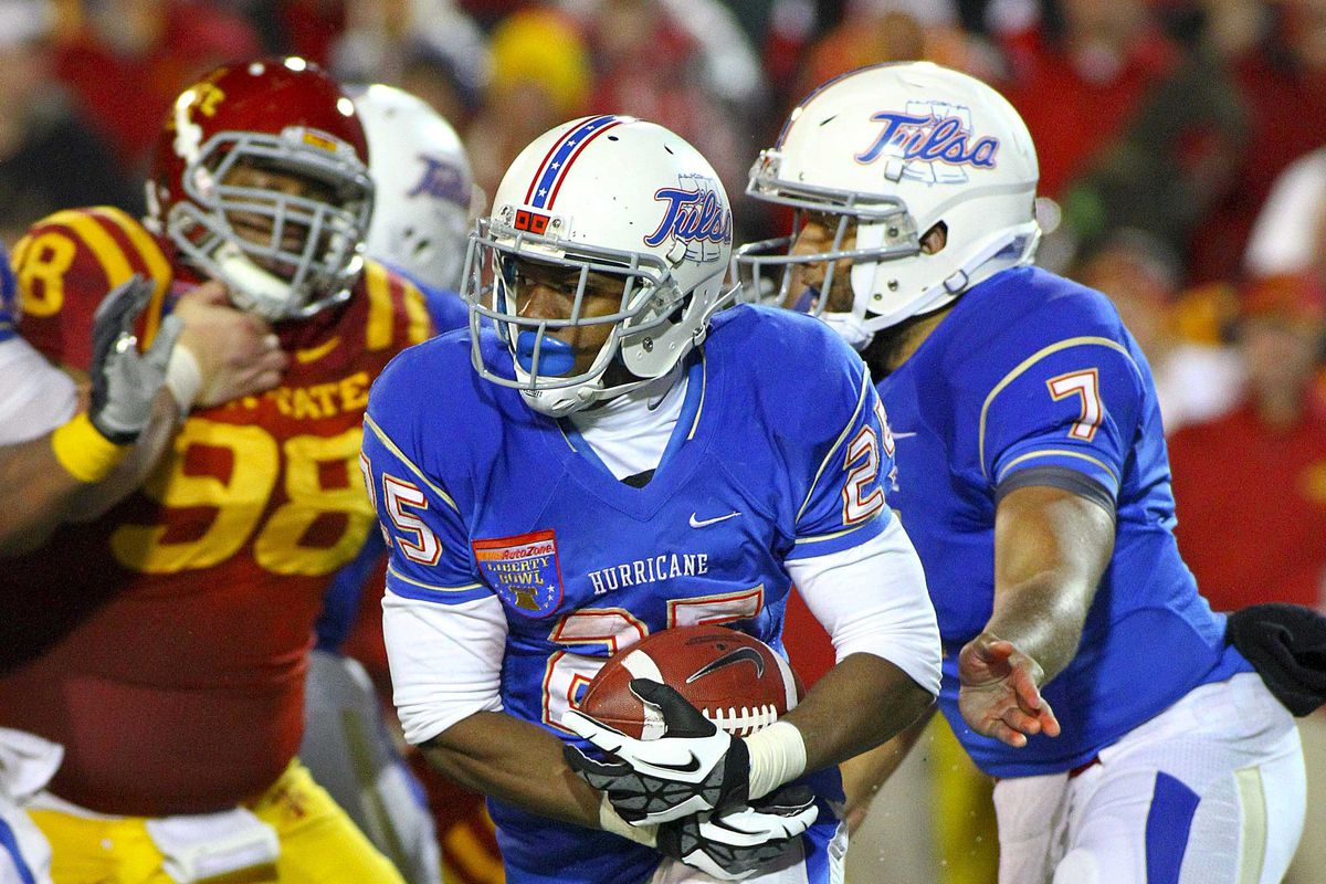 2013 Tulsa football's 10 things to know: Still the one ...