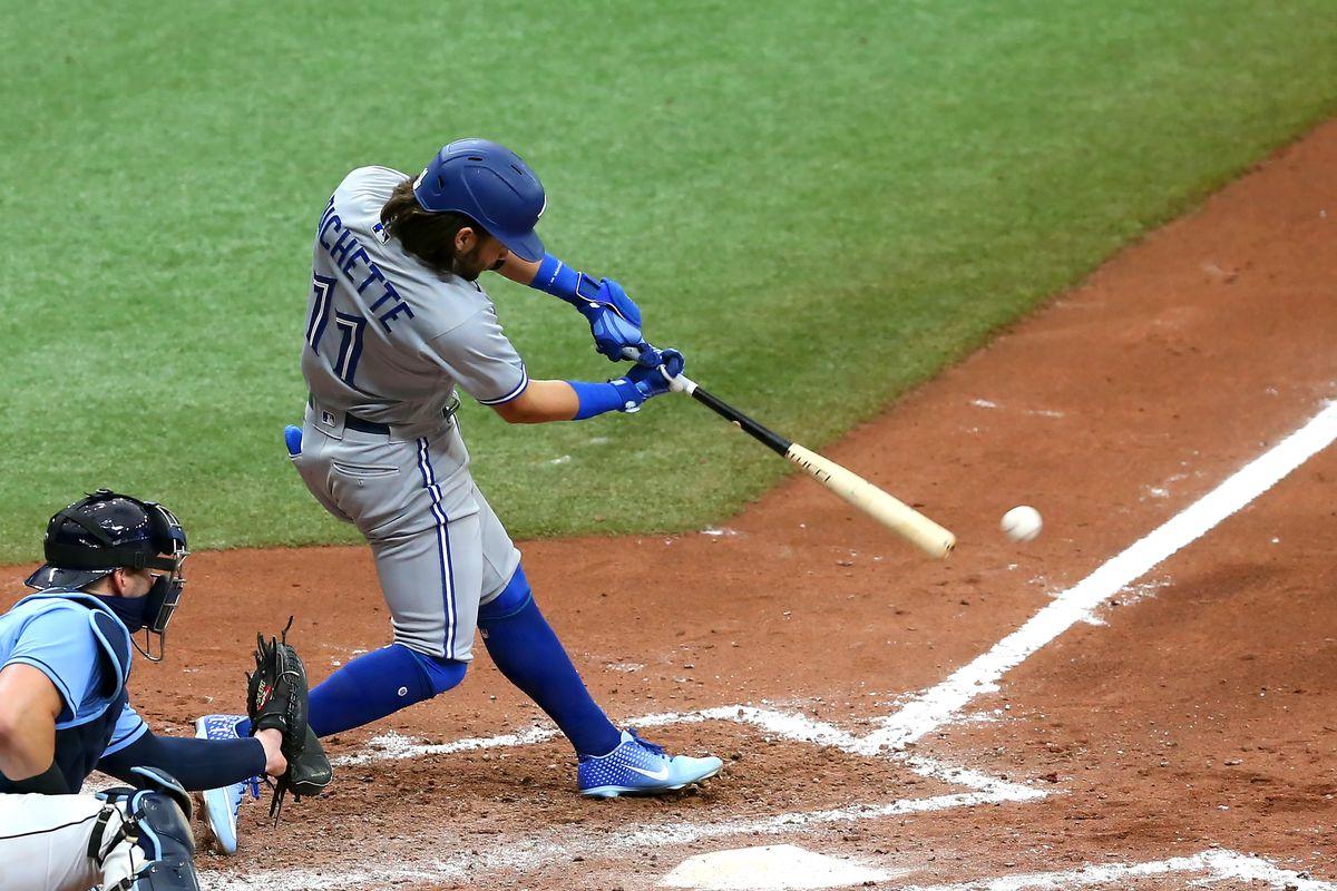 MLB: JUL 26 Blue Jays at Rays