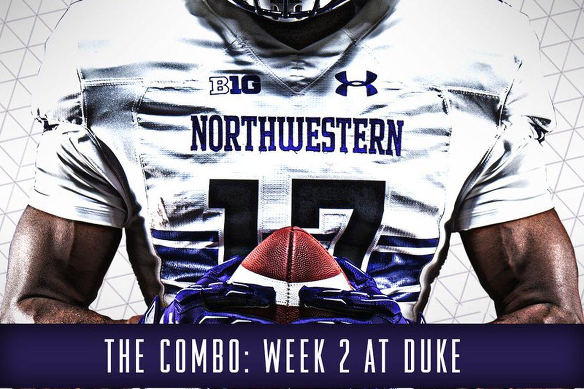 finest selection c4fff 8feb0 Northwestern to wear all-white uniforms against Duke - Inside NU