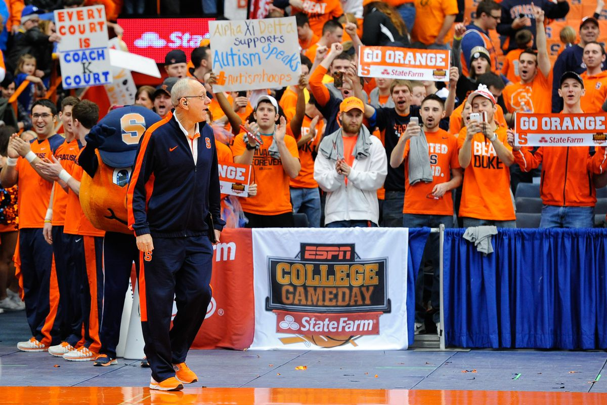 Espn College Gameday Coming To Syracuse For Duke Rematch On February