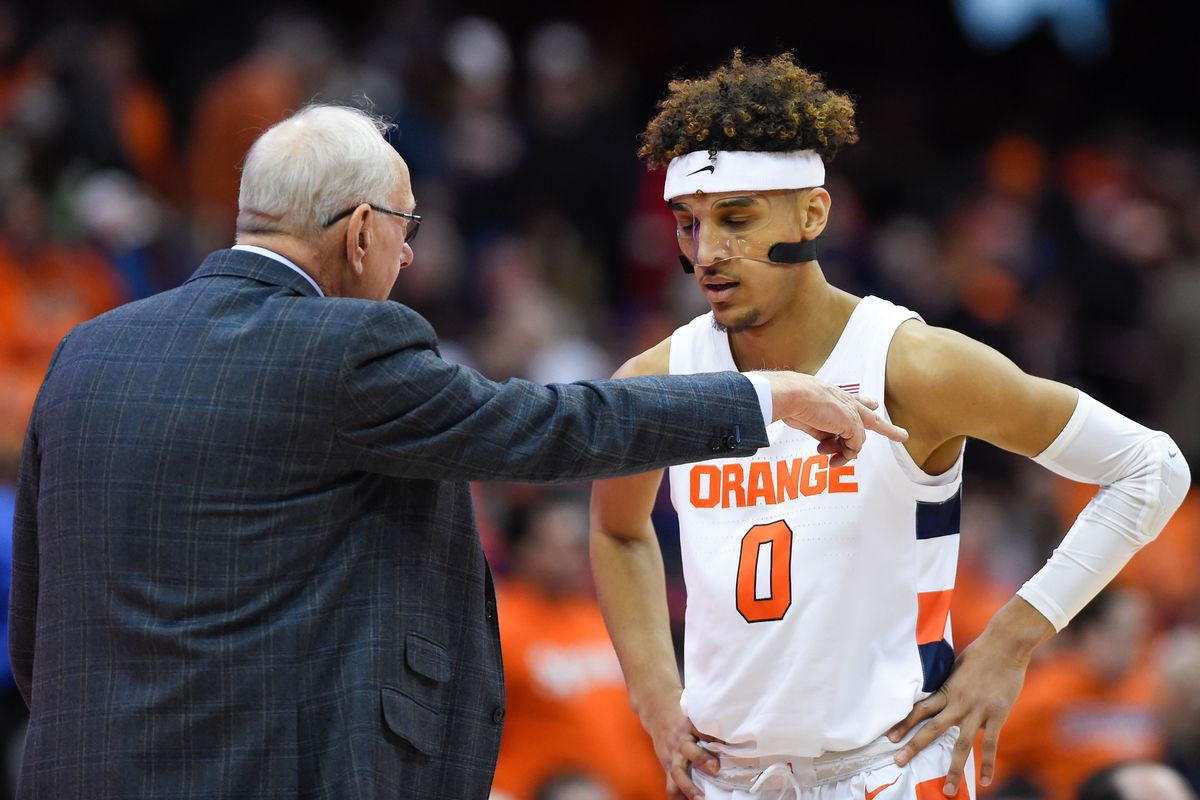 Syracuse Orange Transfers Show How Jim Boeheim Will Need To Adjust Troy Nunes Is An Absolute Magician