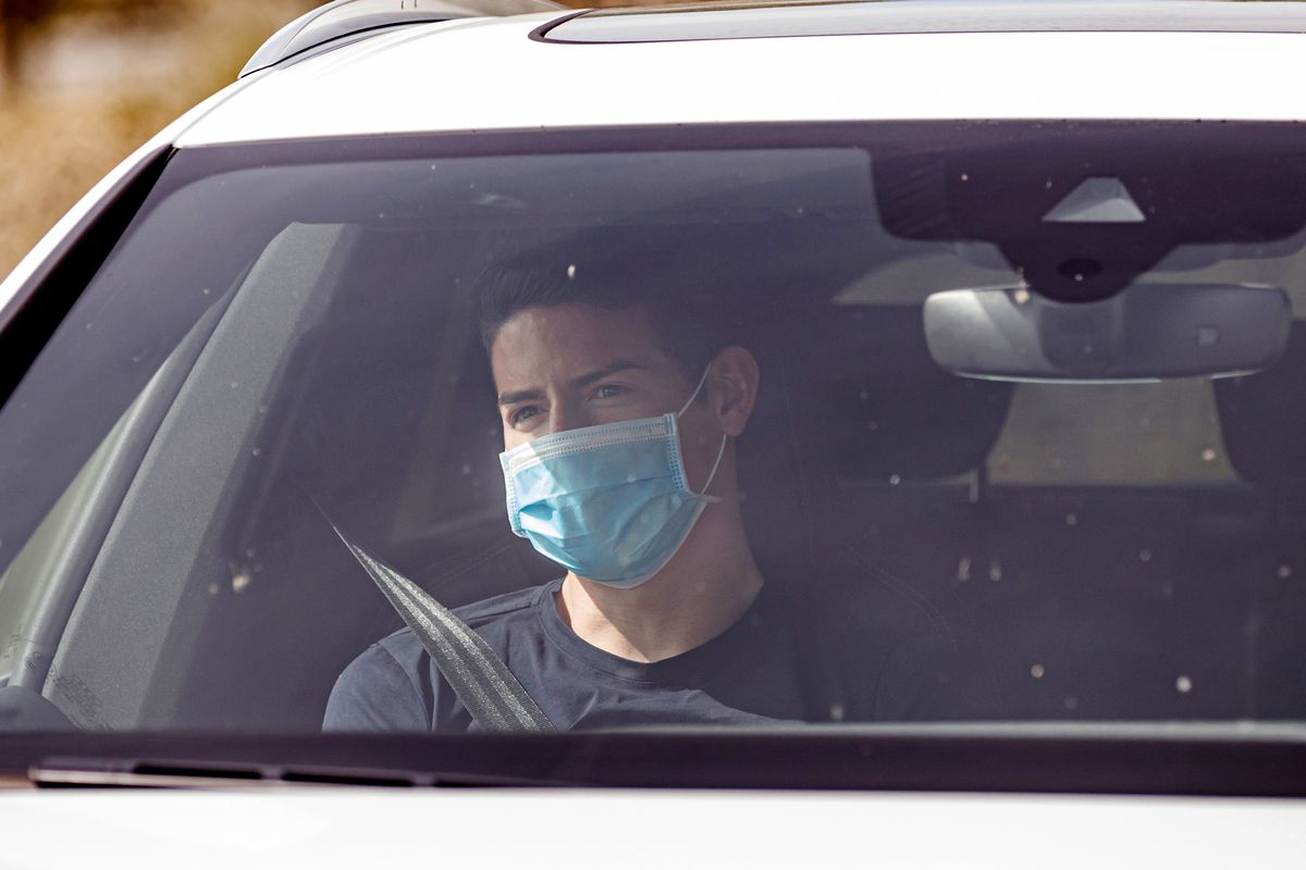 FBL-ESP-REAL MADRID-HEALTH-VIRUS-TESTS