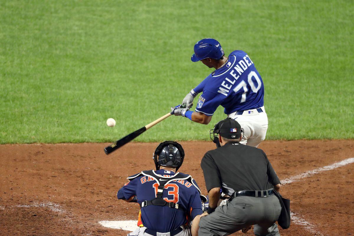 Houston Astros v Kansas City Royals