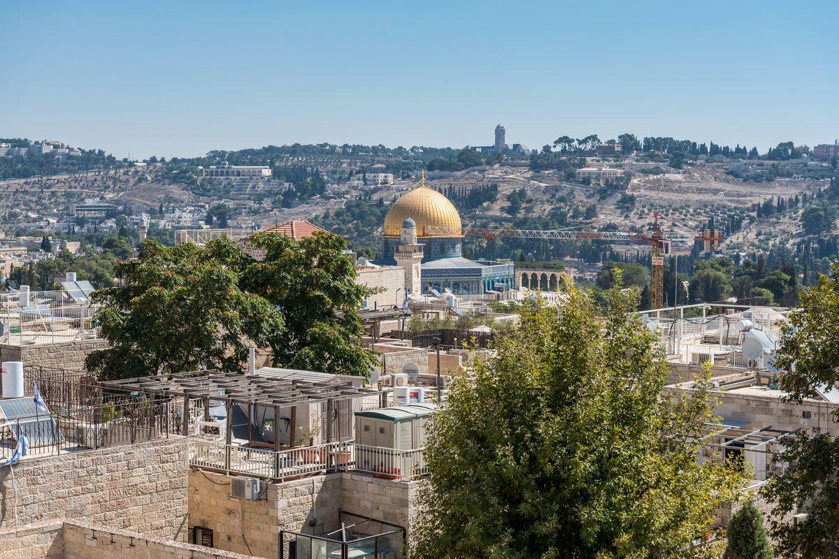 new concept d89e5 1134f What is Jerusalem? - Vox