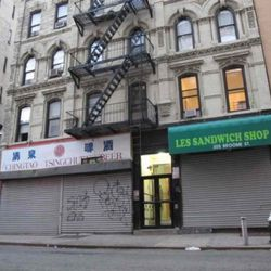 """303-305 Broome via <a href=""""http://www.boweryboogie.com/2011/06/coming-soon-louie-chan-at-303-broome-street/"""" rel=""""nofollow"""">BB</a>"""