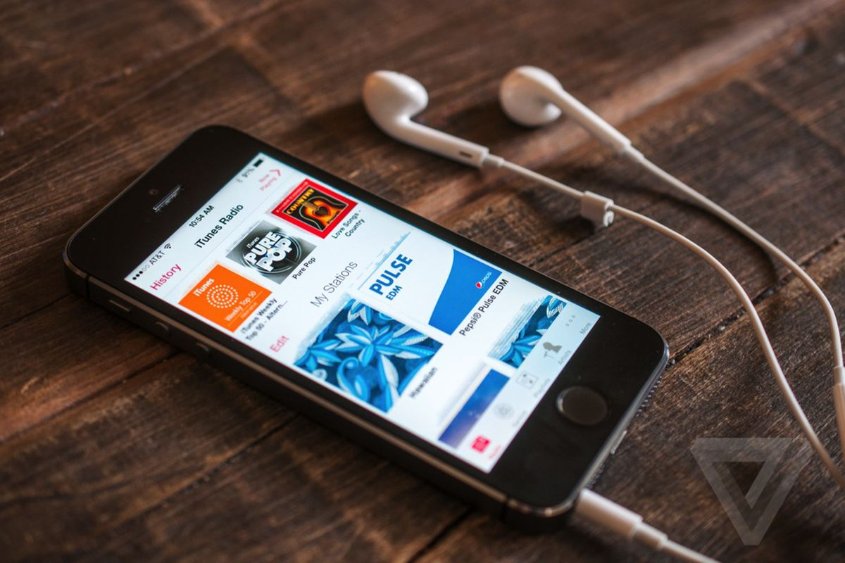 iTunes Radio gets its first news station with addition of