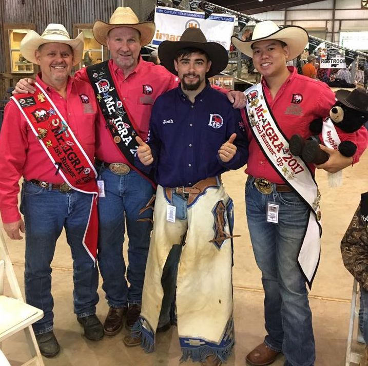 Bull Riding In Drag And An Aussie Cowboy Liven Up Gay Rodeo In Texas