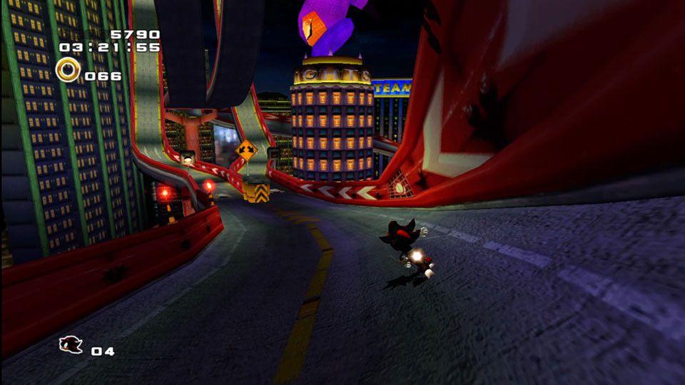 Sonic Adventure 2 screenshot