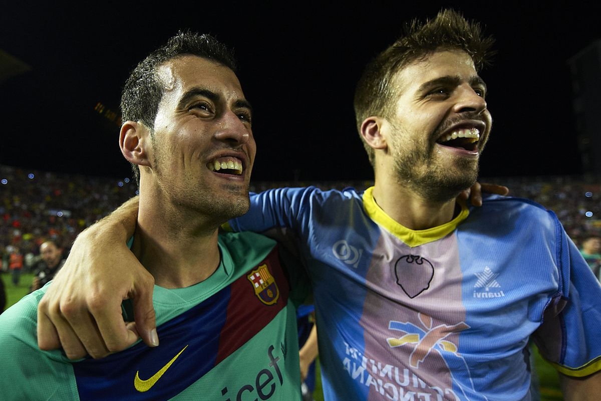 Can Barcelona even challenge Real Madrid without these two on the pitch?