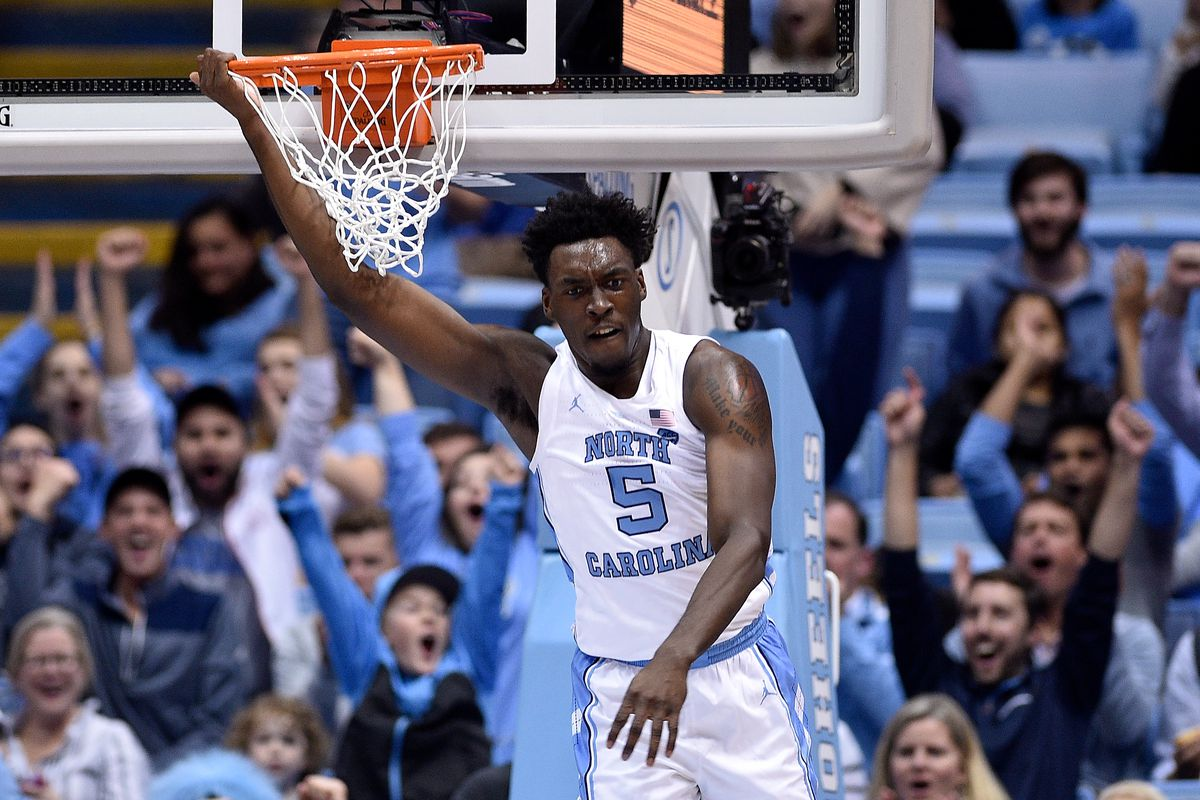 unc 101 saint francis 76 nassir little s coming out party tar