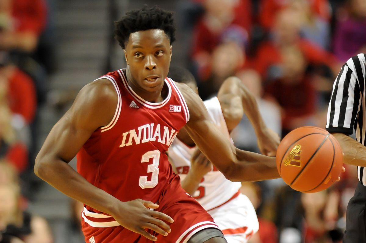 NCAA Basketball: Indiana at Nebraska