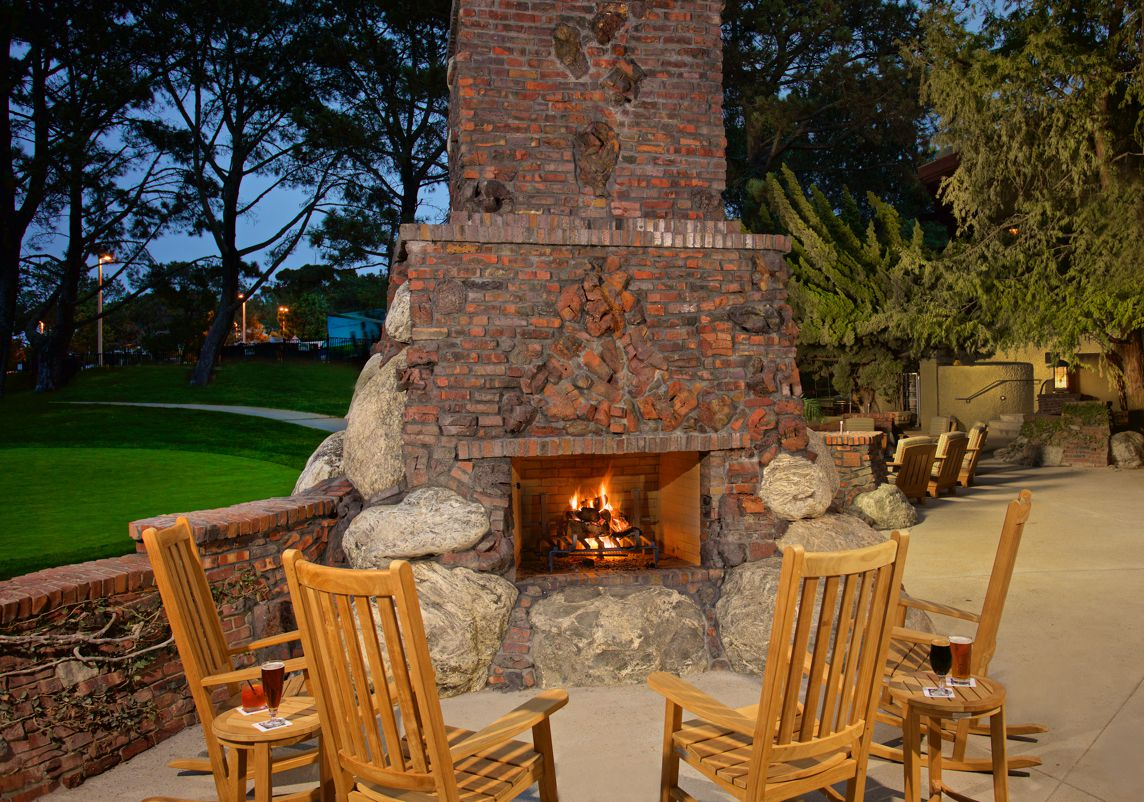 grill fireplace