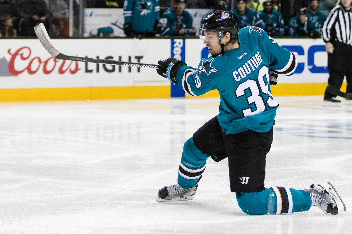 76d60f90d 2016-17 Season in Review  Logan Couture - Fear The Fin
