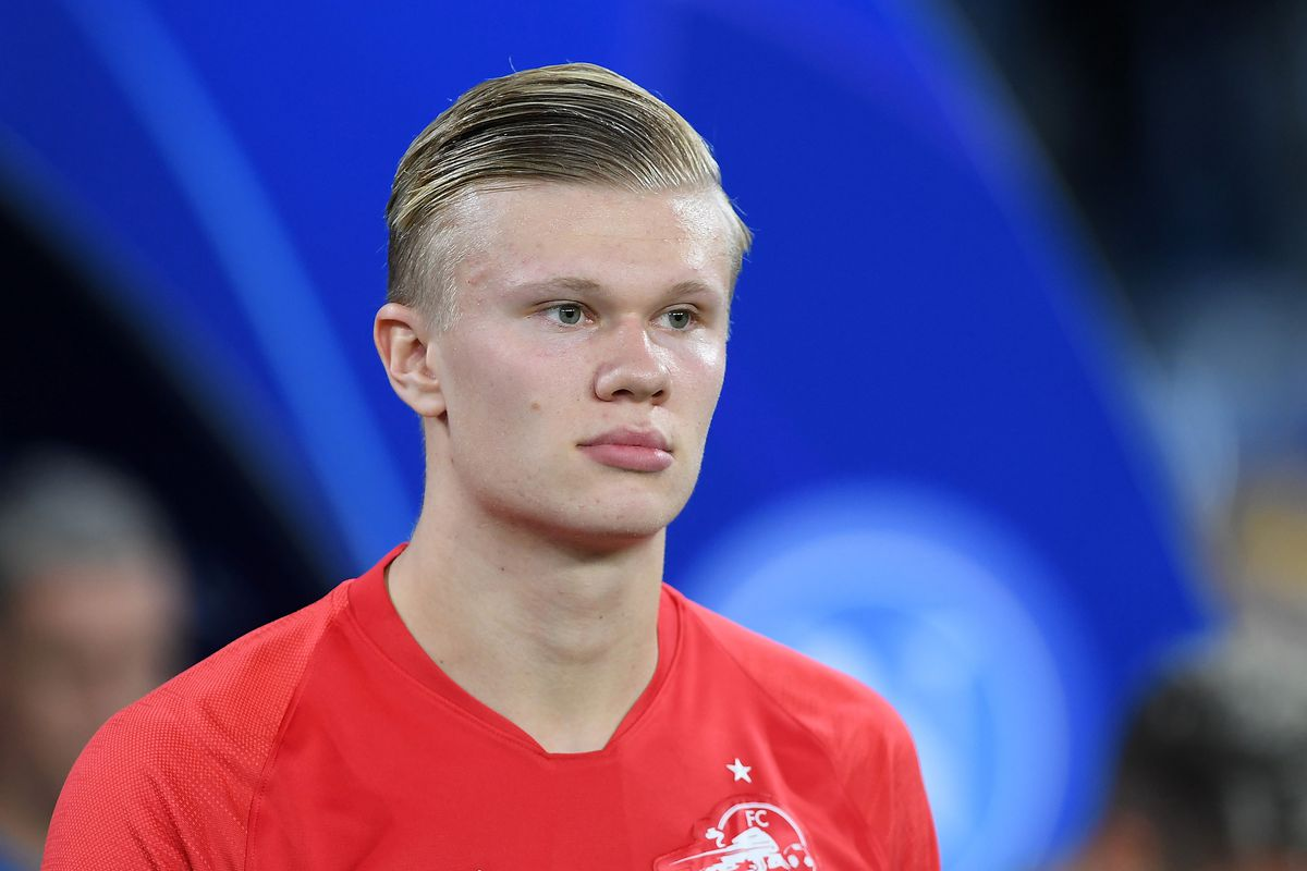 Manchester United Set To Make January Move For Erling Haaland The Busby Babe