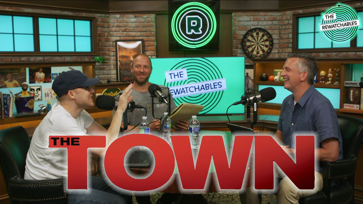 'The Town' With Bill Simmons, Ryen Russillo, and Chris Ryan