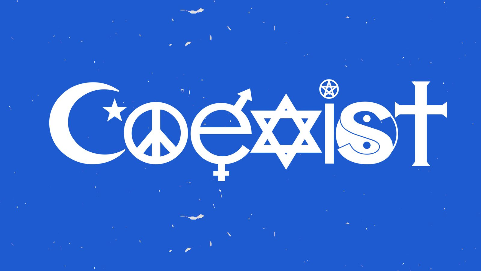 The big fight over coexist vox