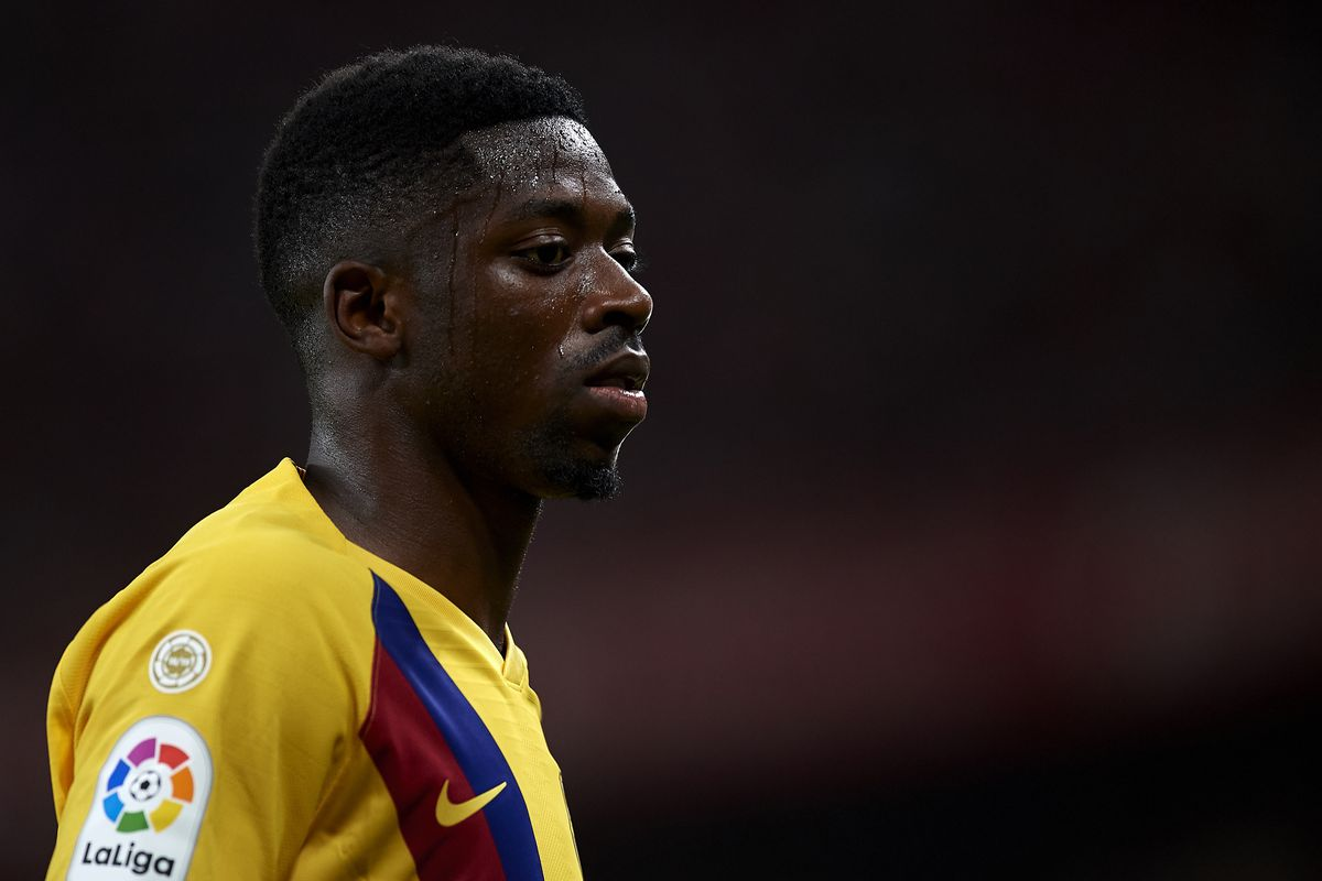 Barcelona's training blamed for Ousmane Dembele's injuries
