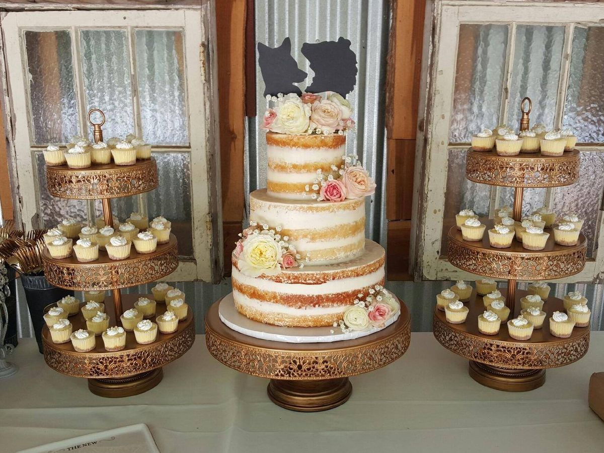 10 Brilliant Wedding Cake Bakeries in Austin