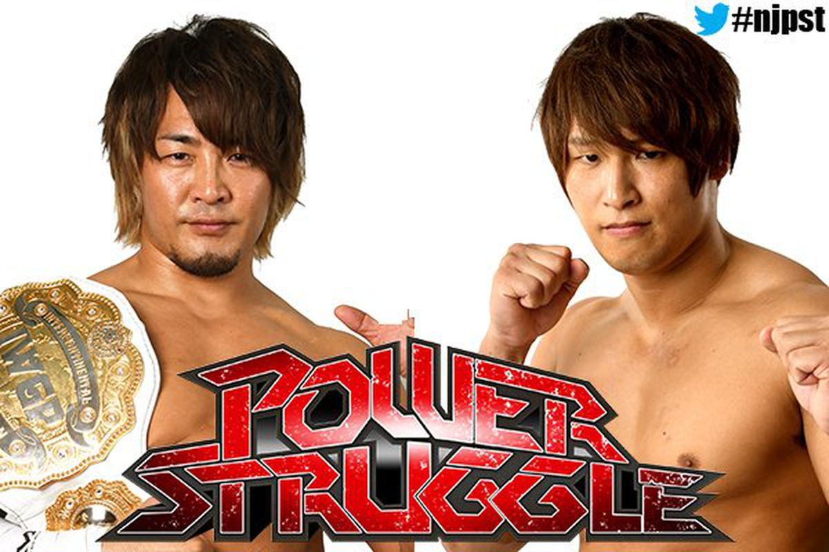 Tanahashi and Ibushi headline ...