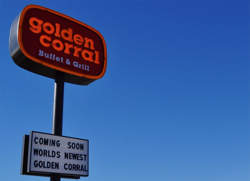 What S The Closest Golden Corral Restaurant